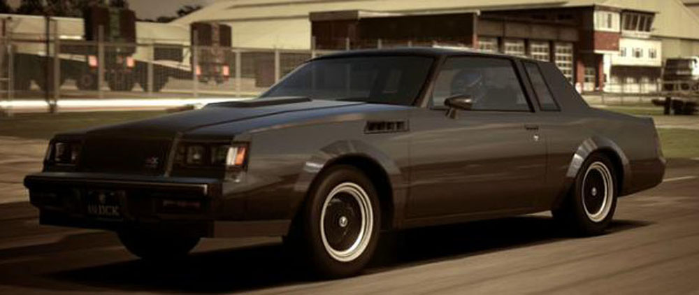 1987 Buick Grand National – What you know about That?