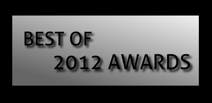 CYPHER AVENUE'S BEST OF 2012 AWARDS