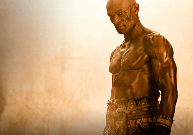 Why I Love Starz Original Series: SPARTACUS