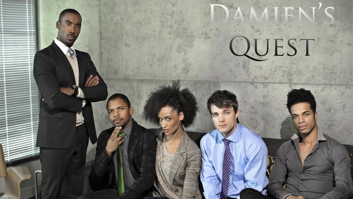 WATCH: Web Series DAMIEN'S QUEST – Season One [Open Discussion]
