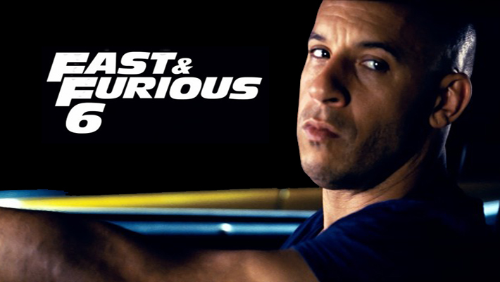 "The Night ""Fast & Furious 6"" Shot Hot Action All Up Into My Face!"