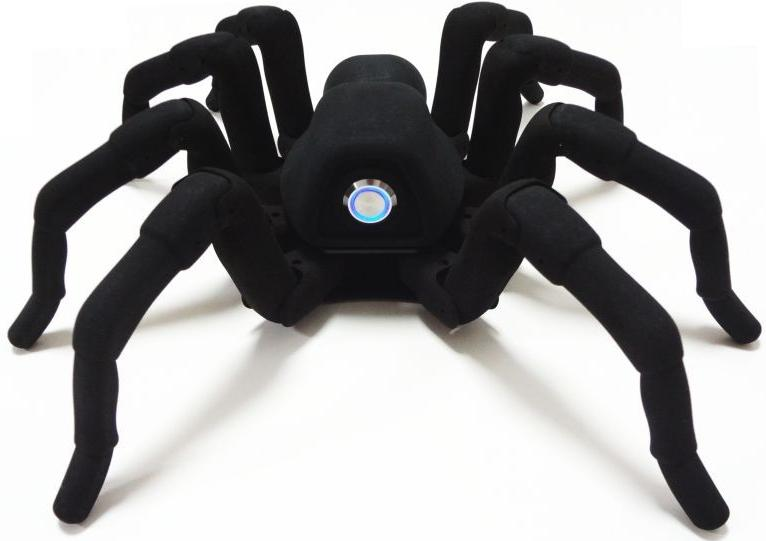 Signs of the Coming Robot Apocalypse – Spiderbot