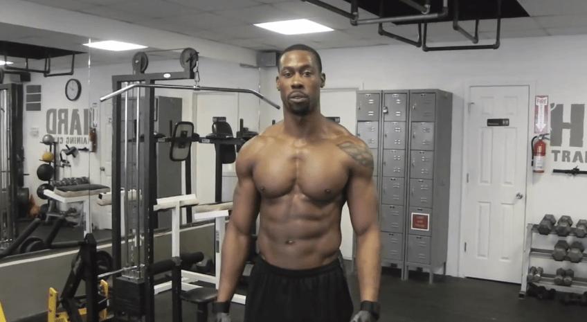 Gustavus Wyche workout