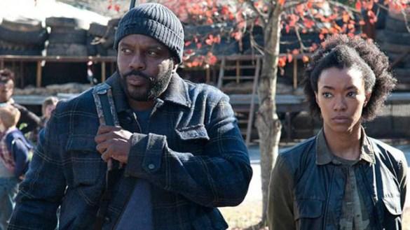 Tyreese Walking Dead