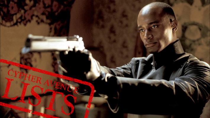 Top 15 Sexiest Bad-Ass Mothafrakin' Black Men in Science Fiction