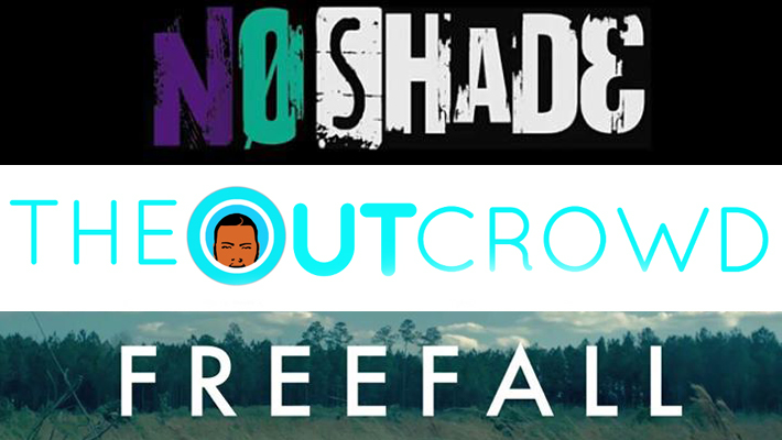 Web Series Roundup: No Shade, The OUT Crowd & Freefall