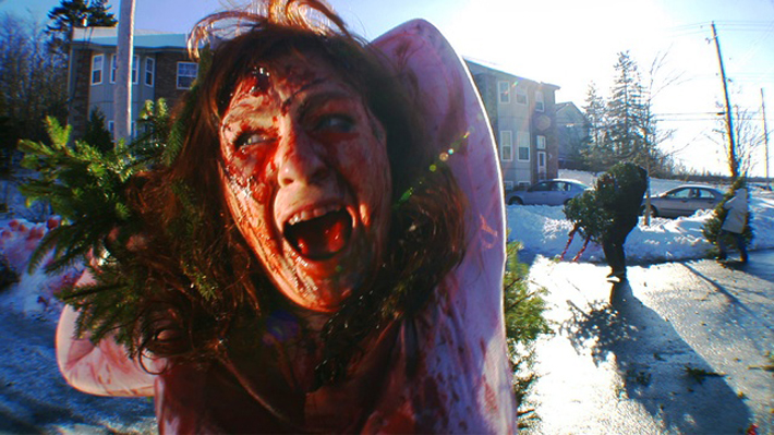 "WATCH: Hilariously Gory Horror Short Film ""Treevenge"""