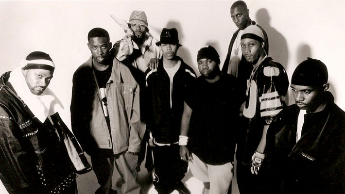 The 20th Anniversary of The Wu-Tang Clan