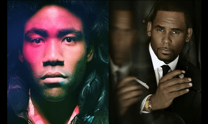 Album Review: Childish Gambino's bc of the internet / R. Kelly's Black Panties