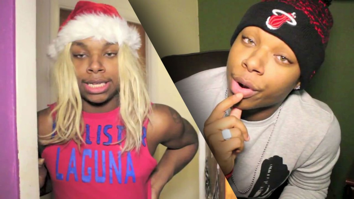 "Drag Queen YouTuber Tre Melvin ""Bravely"" Reveals What Everyone Already Knew"