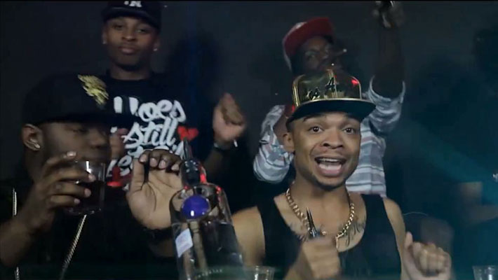 """WATCH: Ratchet Music Video – Fly Young Red """"Throw That Boy Pussy"""""""