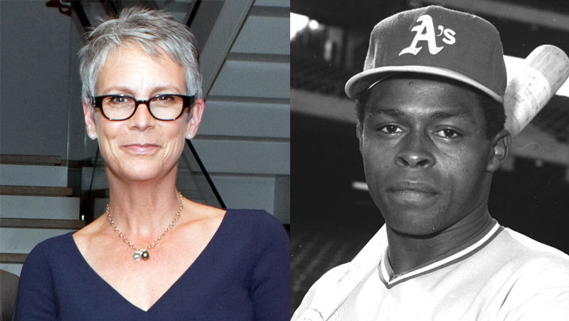 Openly Gay Baseball Player Glenn Burke Gets a Film; Produced By Jamie Lee Curtis