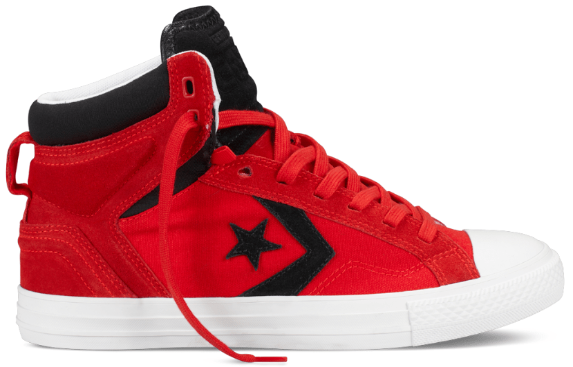 SOLE WALKERS: Converse Style