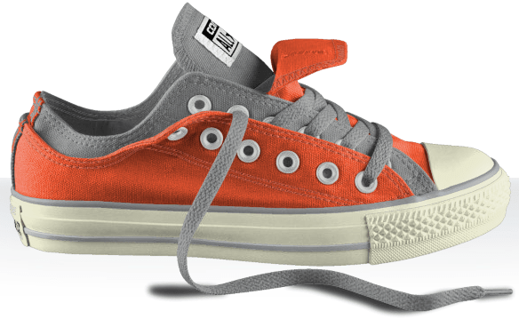 Chuck Taylor Double Upper Ox Canvas