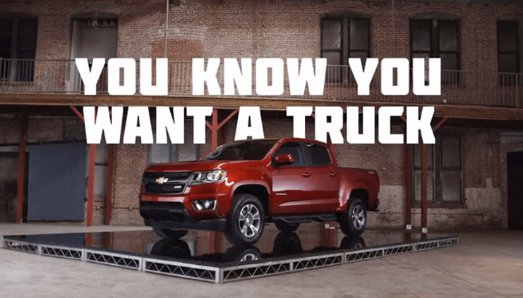 That 2015 Chevy Super Bowl Commercial Was Sexist Towards Men