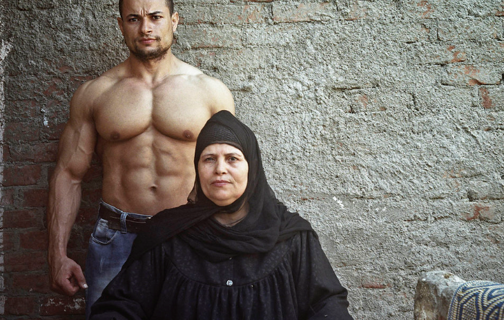 Egypt, Mother and Son