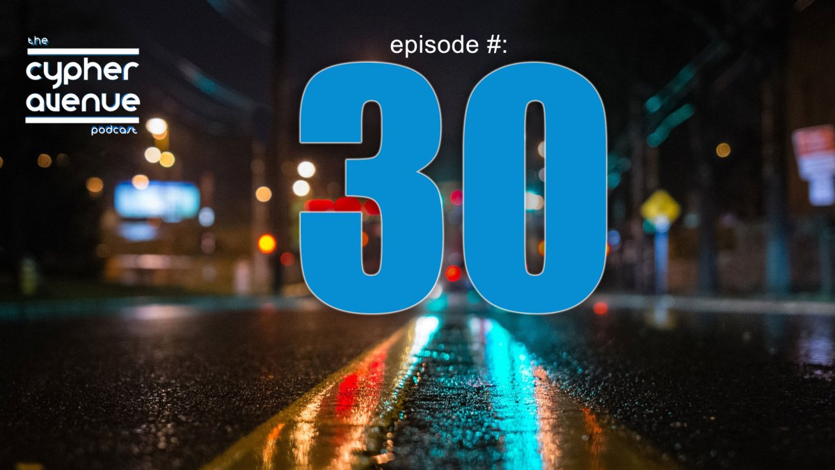 CA Podcast #30 – The Dirty Thirty