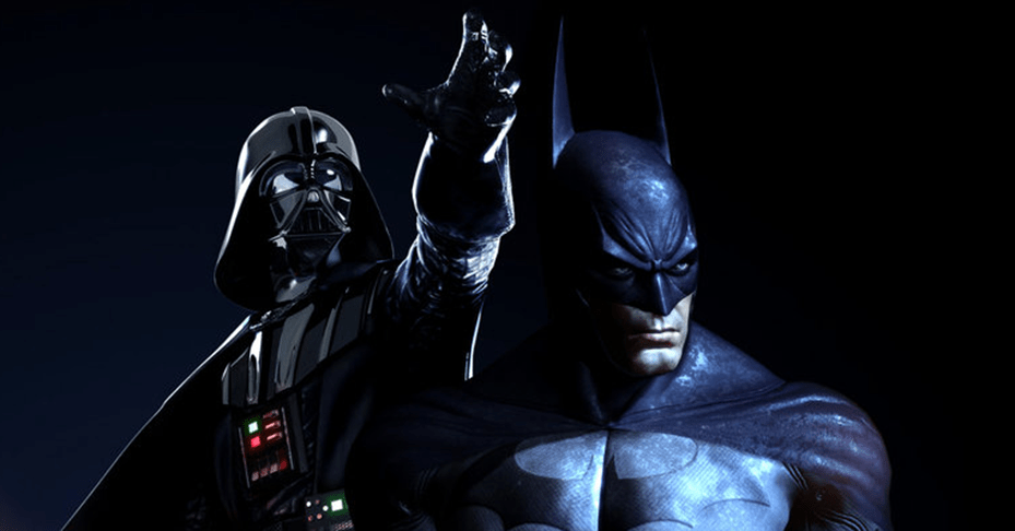 The Bat Vs Vader