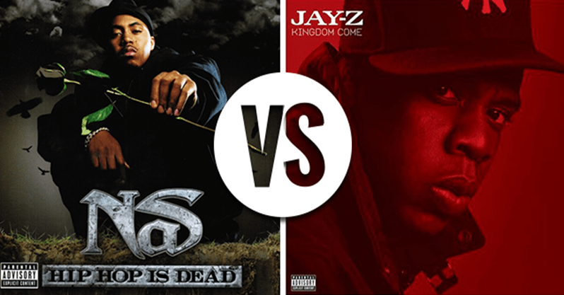"Jay Z vs. Nas: Which Emcee Has The Better Post-""Ether"" Discography?"