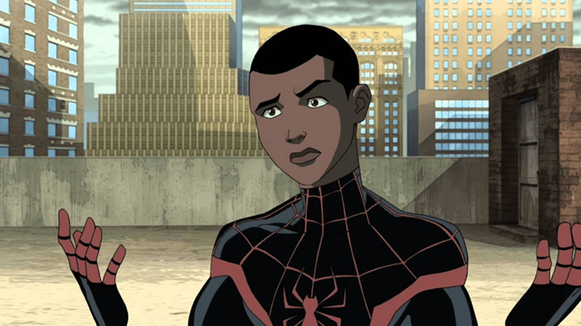 Spider-Man Has To Be White and Not a Homo
