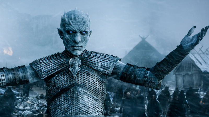 Hardhome Falls Under The Night's King