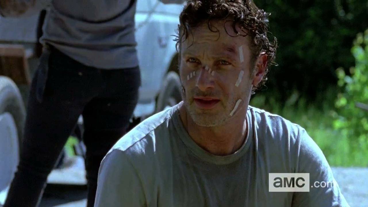 Comic Con Trailer The gWalking Dead Season 6