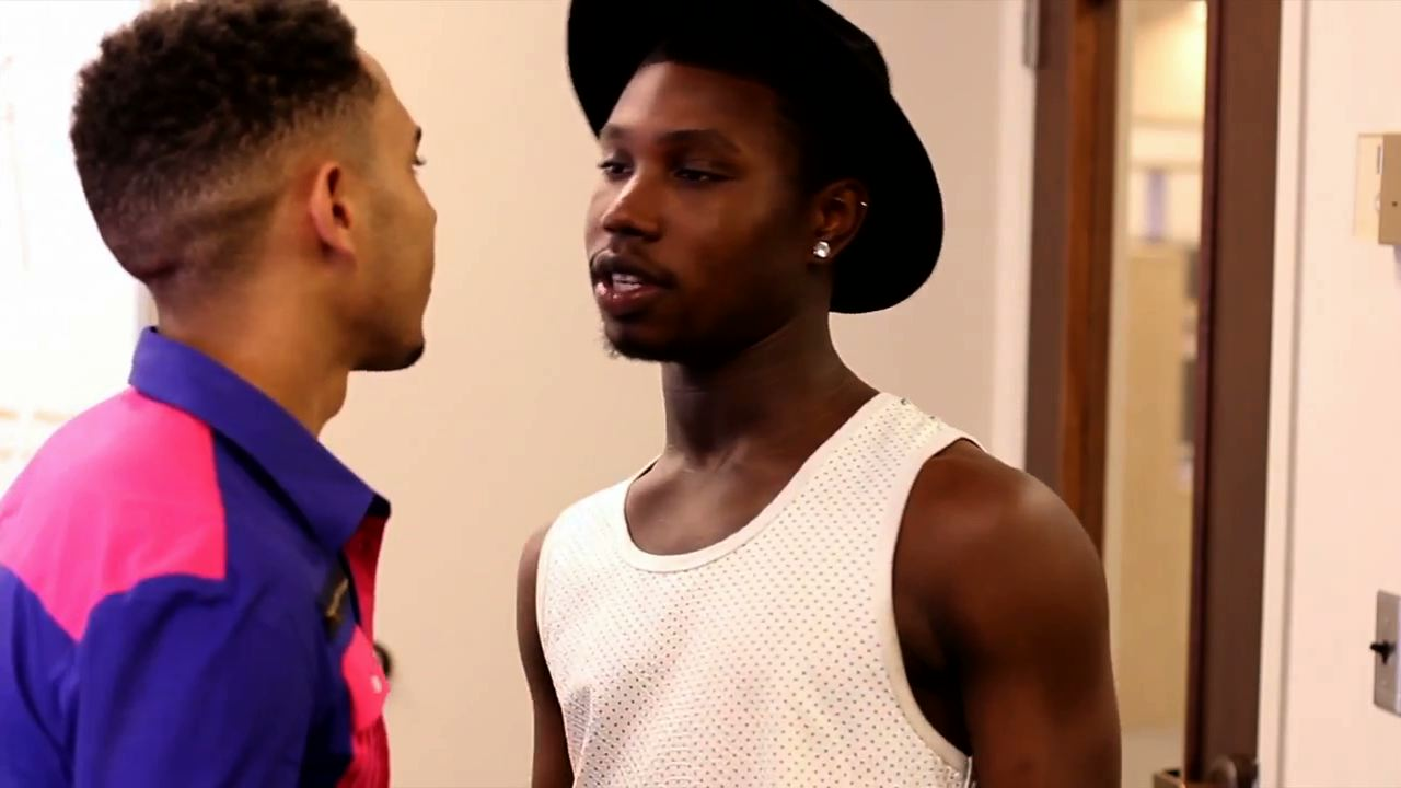 H.E. (Handsome Enigma) An LGBT Domestic Violence Feature Film Official Trailer-1