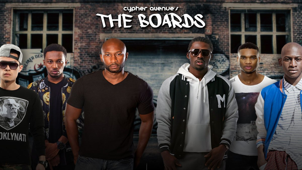 Introducing: CYPHER AVENUE'S THE BOARDS