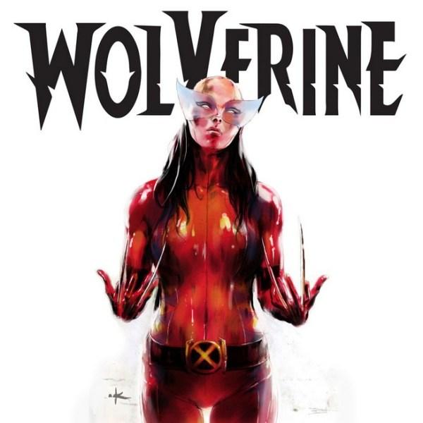 All-New Wolverine /DMX's Flesh of My Flesh, Blood of My Blood