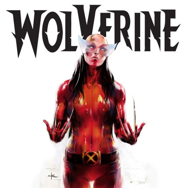 All-New Wolverine /DMX's Flesh of My Flesh, Blood of My Blood
