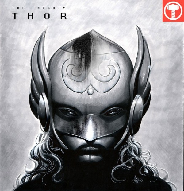 Mighty Thor /Madvillain's Madvillainy