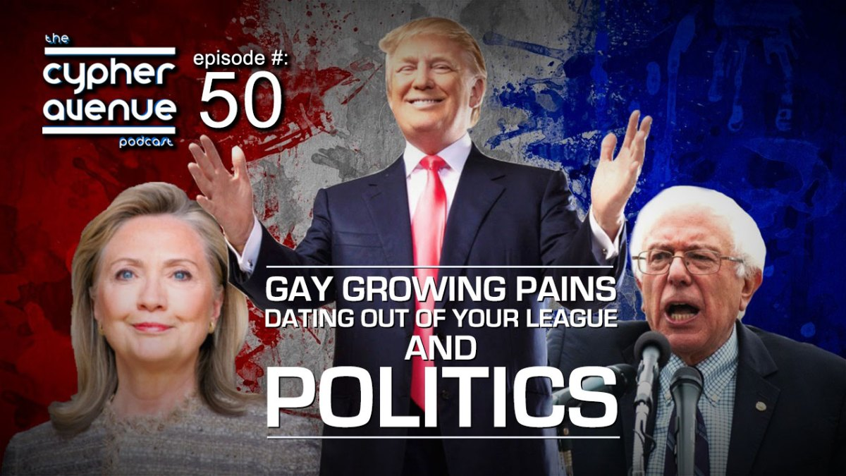 "CA Podcast #50 – The ""Politics"" Episode"