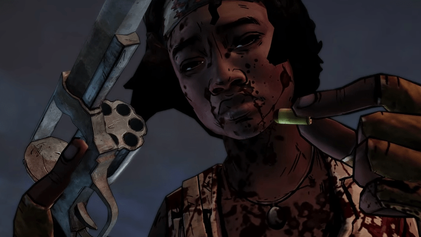 Watch: The Walking Dead: Michonne – Extended Preview