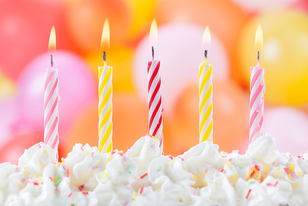 Today is Cypher Avenue's 5th Birthday: Share Gifs, Ave Memories, What You Love About The Site