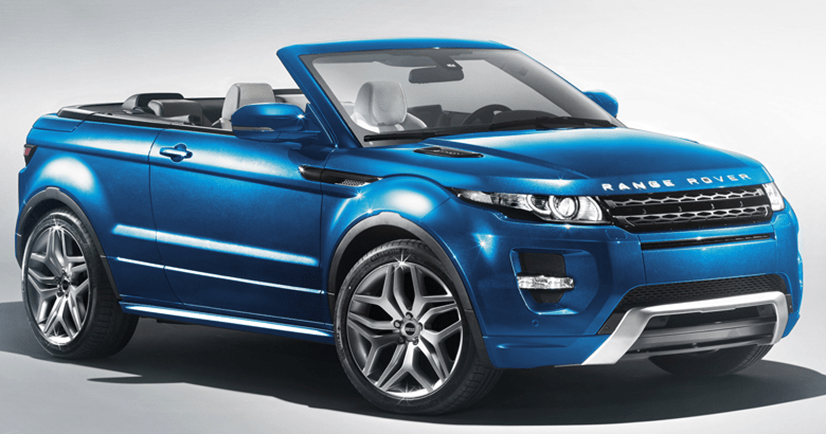 The 2017 Range Rover Evoque Convertible Review