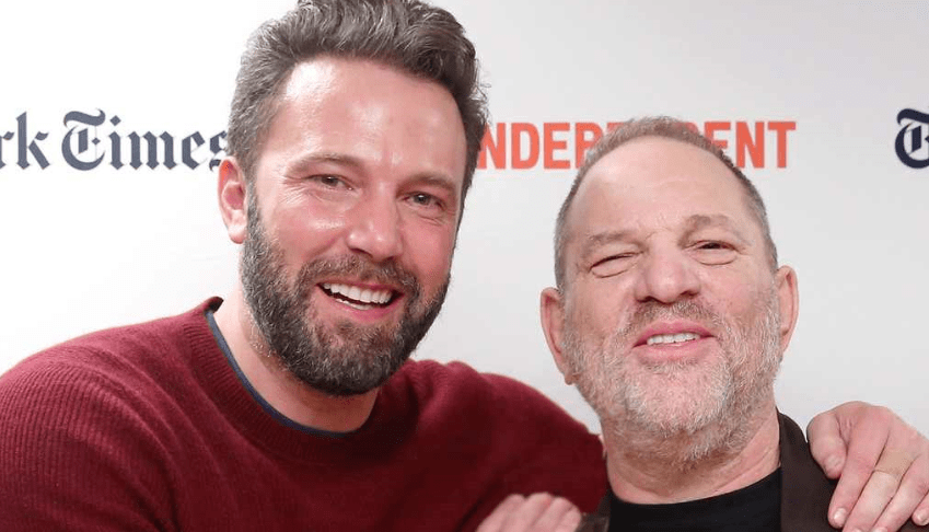 Dear Ben Affleck; Remember that Time Your Brother was Accused of Sexual Assault?