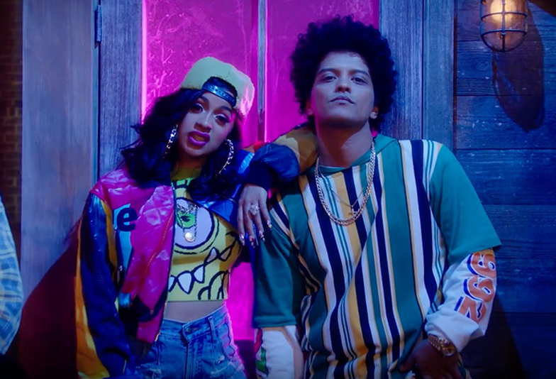 Bruno Mars – Finesse Remix Feat. Cardi B