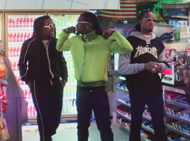 Black Men in Commercials – Finish Line