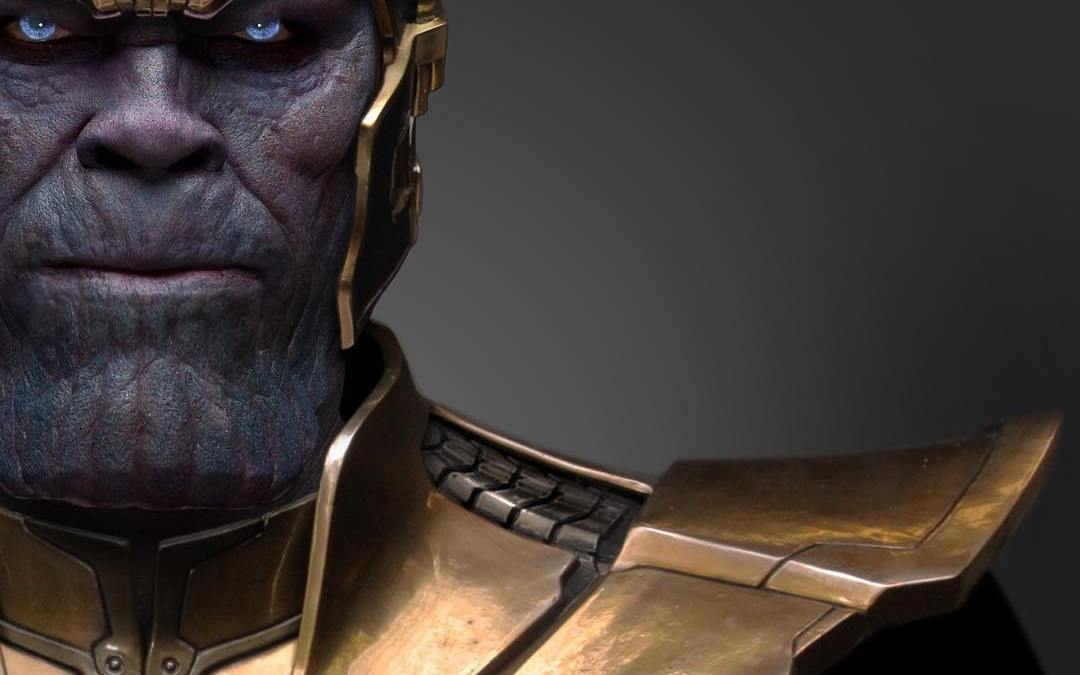 NEVER FORGET: This Black Man Was Thanos in the First Avengers Movie