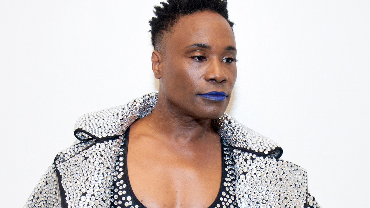 Billy Porter is a Consequence of his own making