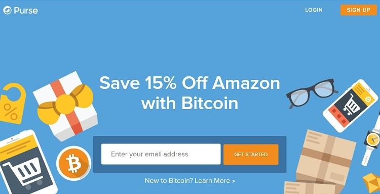 Purse.io: Ahorra hasta 15% comprando en Amazon con Bitcoin Cash (BCH)