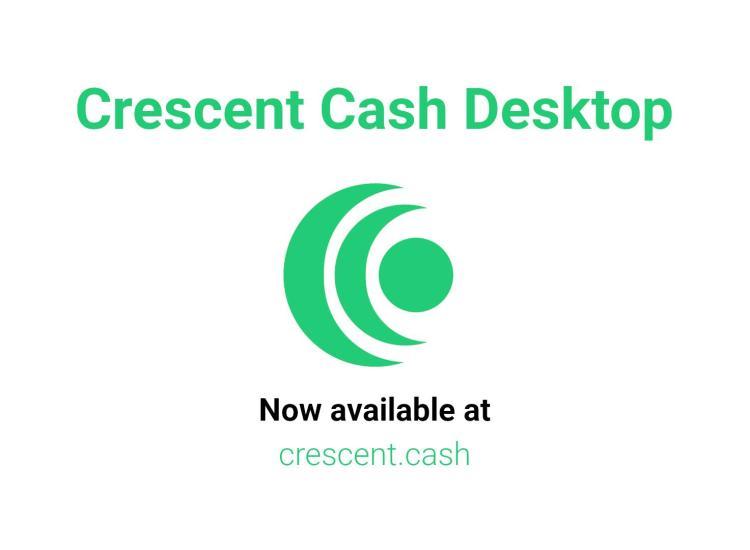 La cartera Crescent Cash ya cuenta con una versión para computadores de mesa