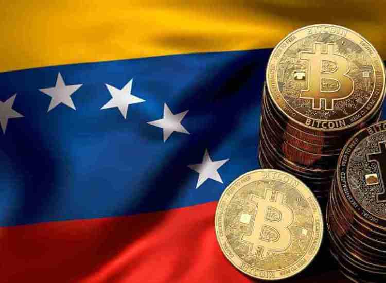 Gobierno venezolano estaría utilizando criptomonedas para evadir sanciones