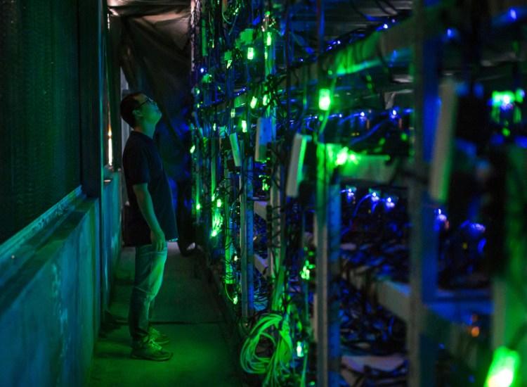 Bitcoin podría estar consumiendo tanta electricidiad como Colombia