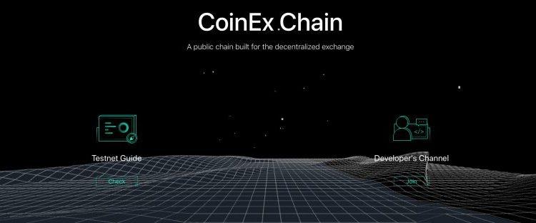 Bitcoin.com se une al evento de pre-elección de Coinex Chain
