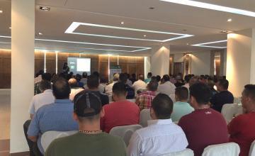 InstaBitcoin reune a más de 200 taxistas en Maracaibo, Venezuela para explicar los beneficios de Bitcoin Cash (BCH)
