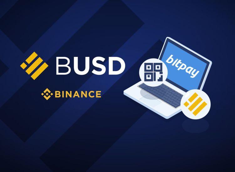 Bitpay agrega soporte para la stablecoin BUSD en asociación con Binance