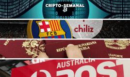Cripto-Semanal #2: Herramientas de privacidad en BCH, pasaporte venezolanos pagos…