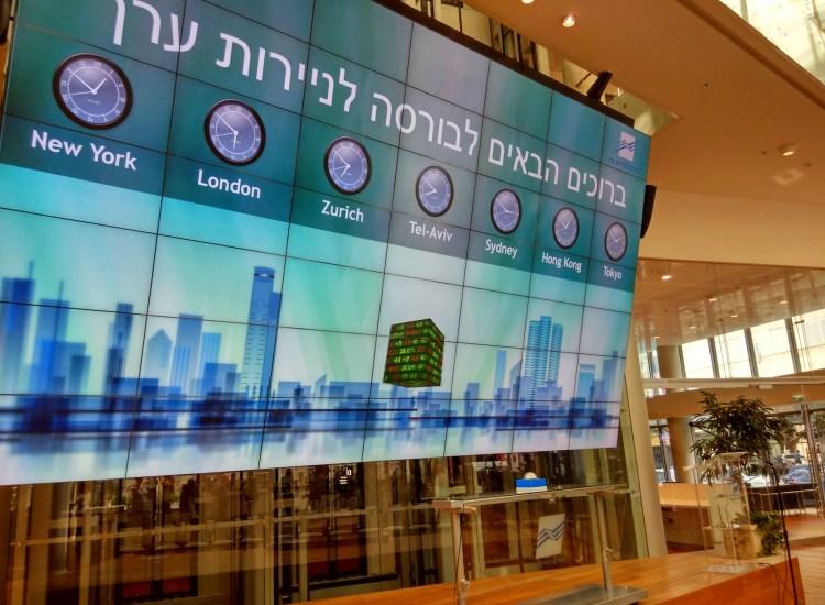 El 2 de noviembre Israel tendrá el primer mercado de valores basados en la tecnología Blockchain