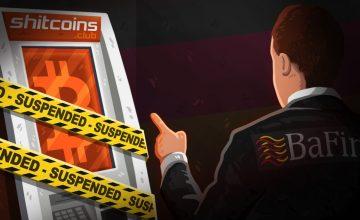 Autoridad Alemana de supervisión financiera clausura cajeros Bitcoin sin licencia